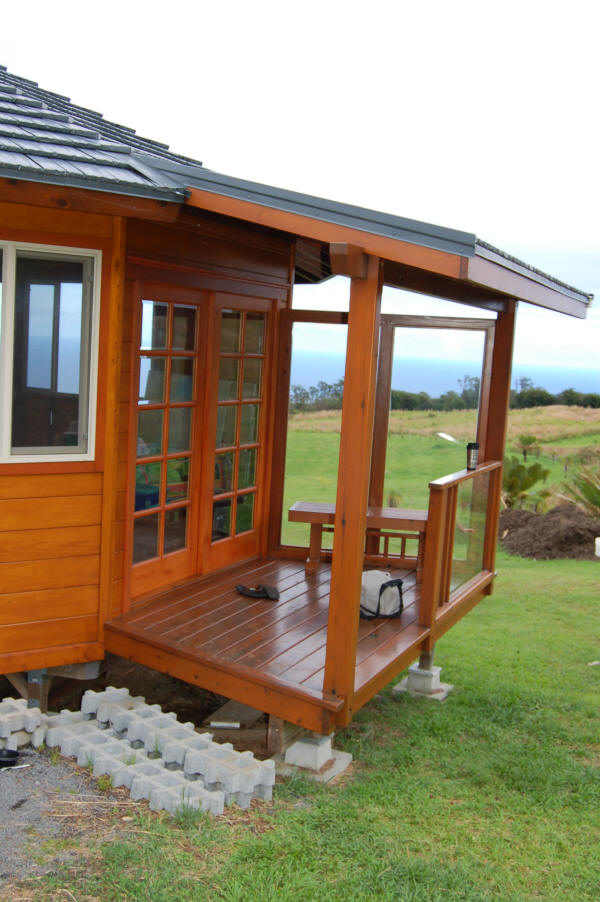 The hale 12 for Cost to build a lanai