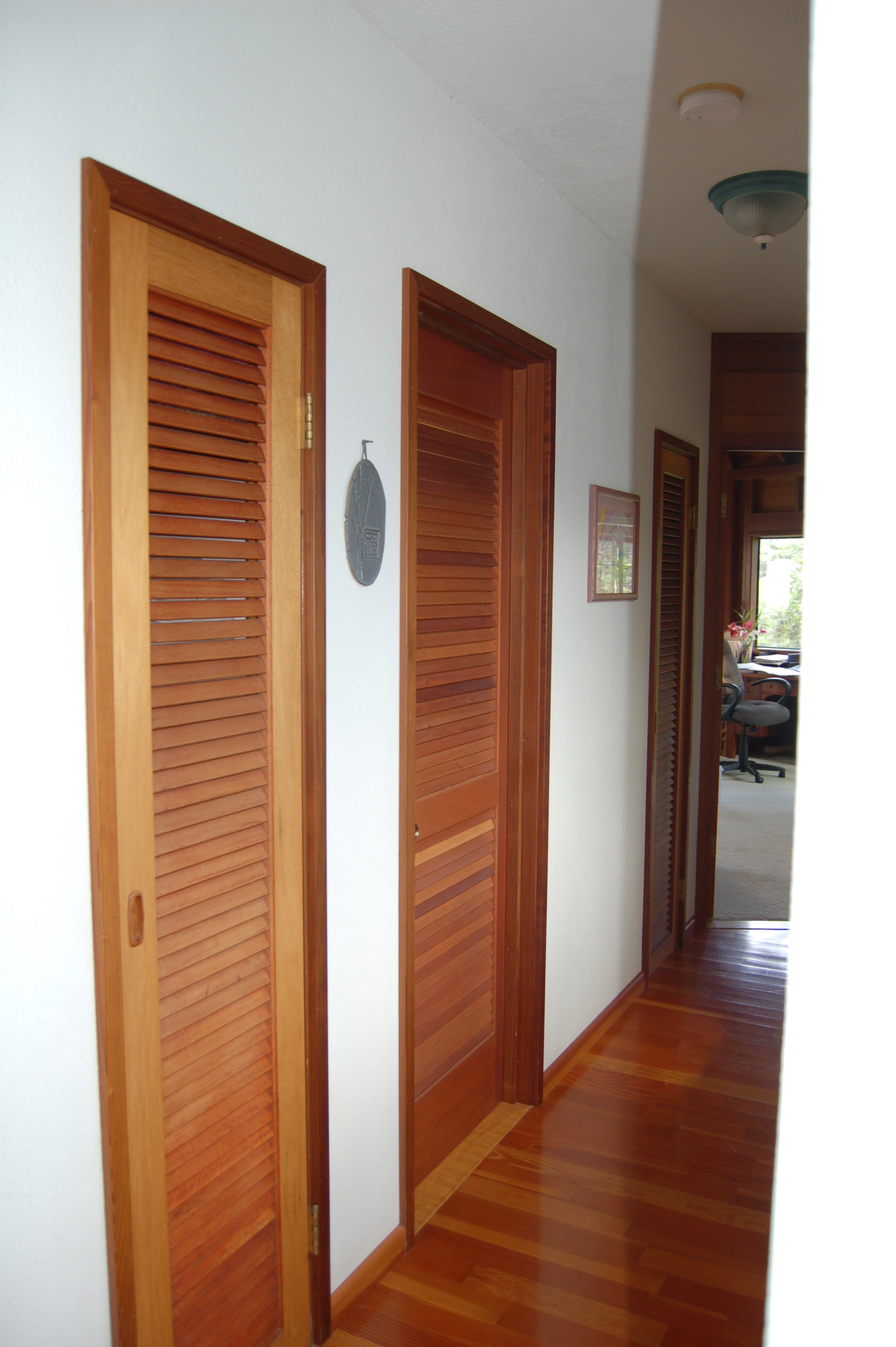 louvered exterior doors metal examples, ideas & pictures | megarct